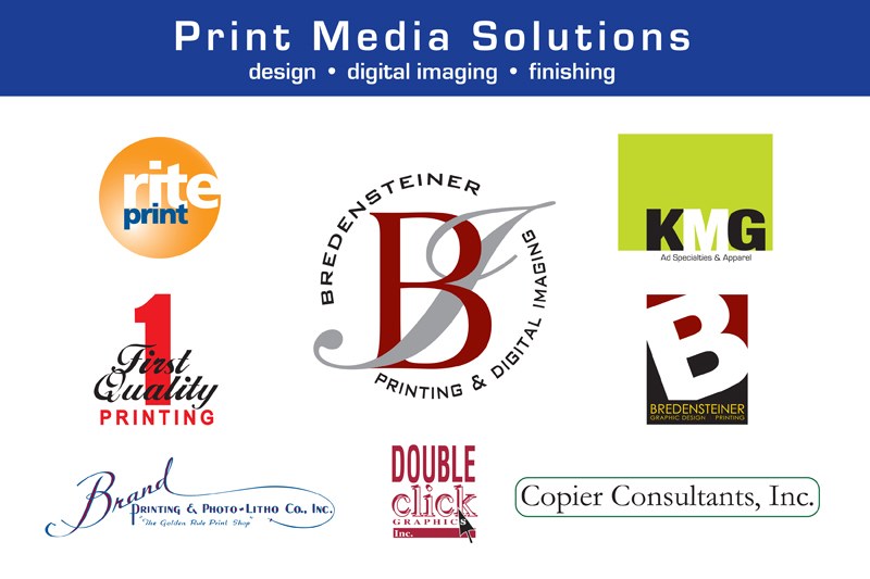 Conveniently Located  Our print show is located just Northwest of Downtown in the Bredensteiner Imaging building on Dr. Martin Luther King Jr. Street.  The Bredensteiner Building is home to six different companies that offer complimentary services.  You're more than welcome to stop by our store and say hello.  Our parking lot is conveniently located right next to our front door.